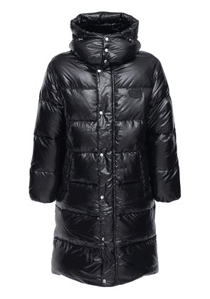Prijipati Long Nylon Down Jacket