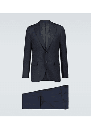 Aida wool suit