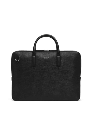 Smythson Panama Large Lightweight Briefcase