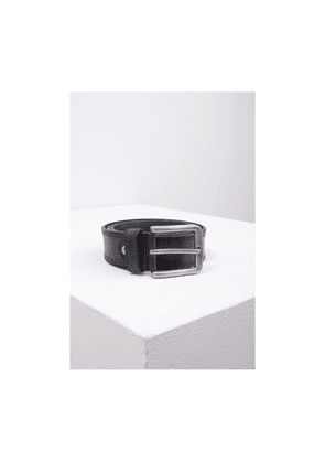 Eagle Agencies Plain Leather Belt Colour: Black