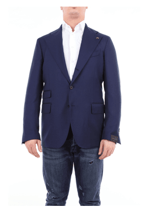Gabriele Pasini solid color wool jacket