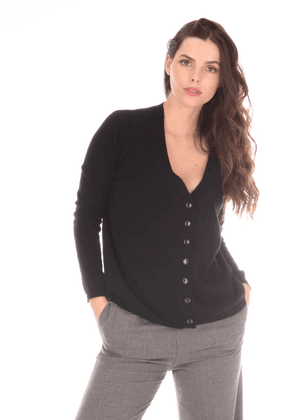 Cardigan Over Allude