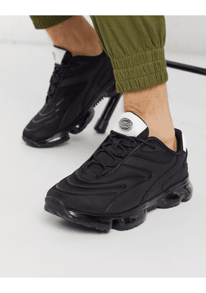 Pull&Bear chunky trainers in black