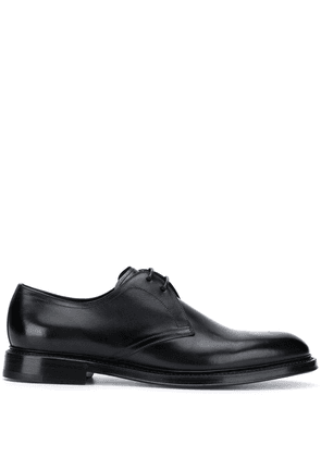 Dolce & Gabbana lace-up Oxford shoes - Black