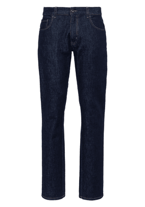 Prada regular fit jeans - Blue