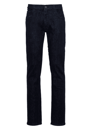 Prada straight-leg trousers - Blue