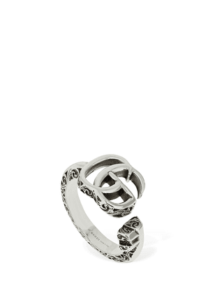 Gg Marmont Key Open Ring