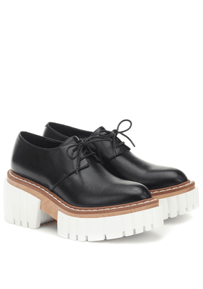 Elyse Derby shoes
