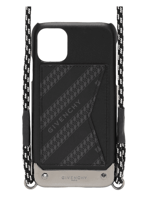 Logo Chain Iphone 11 Cover W/ Lanyard