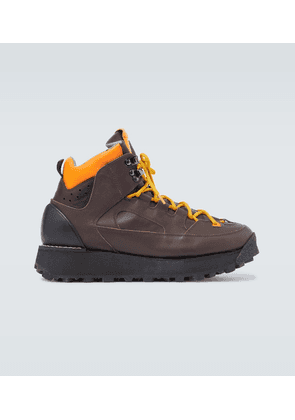 Bertrand leather hiking boots