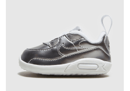 Nike Air Max 90 Crib QS, Silver