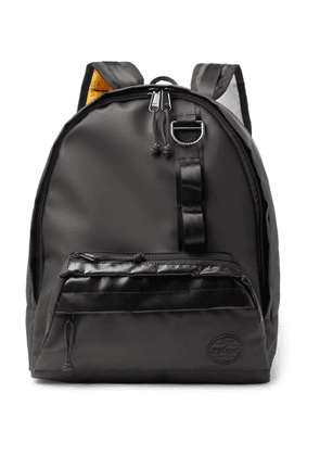 Sealand Gear - Tombie Rubber, Ripstop and Spinnaker Backpack - Men - Black