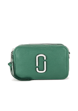 Marc Jacobs The Softshot 21 Bag in Green.
