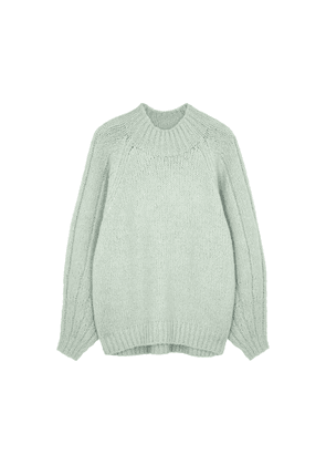 3.1 Phillip Lim Mint Knitted Jumper
