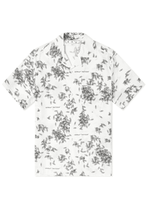 Off-White Paperclip Holiday Shirt