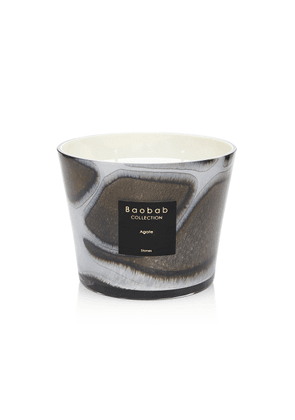 Baobab Collection Max 10 Stones Agate Scented Candle