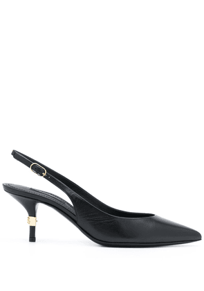 Dolce & Gabbana Décolletè 60mm slingback pumps - Black