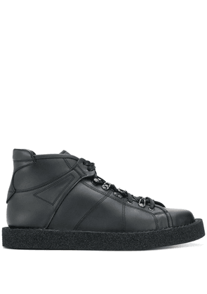 Dolce & Gabbana lace-up ankle shoes - Black