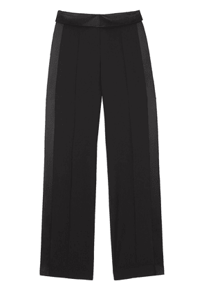 Burberry high waist tailored trousers - Black