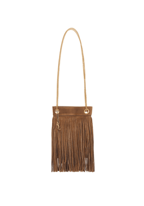 Grace Small suede tote