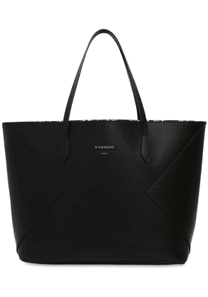Wing Leather Tote Bag