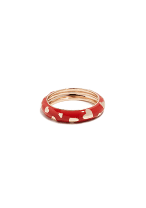 Alison Lou 14k Amour Band Ring