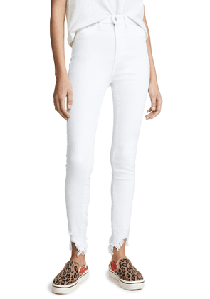 DL1961 Chrissy Ultra High Rise Skinny Jeans