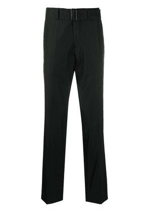 Burberry belted tailored trousers - Black