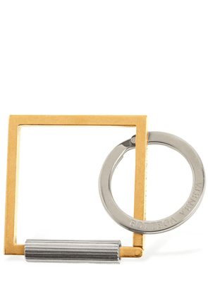 Square Metal Key-holder