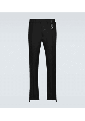 Trackpant-1 technical cropped pants