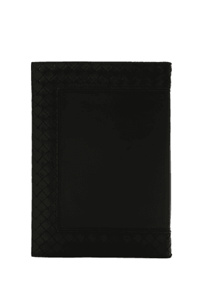 Notebook W/ Leather Cover