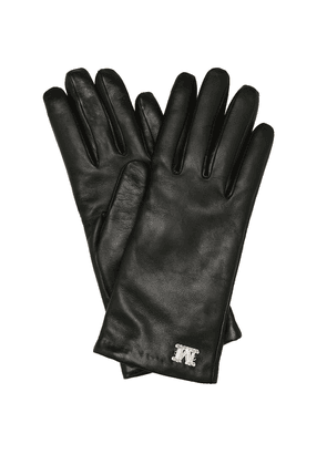 Splato leather gloves