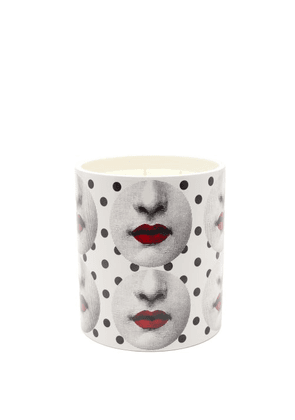 Fornasetti - Comme Des Forna Scented Candle - Grey