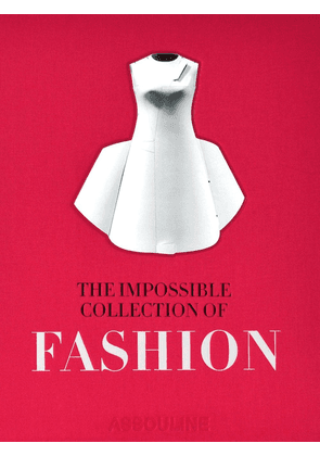 Assouline The Impossible Collection of Fashion - Red