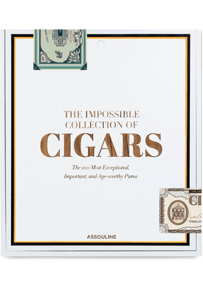 Assouline The Impossible Collection of Cigars book - AS SAMPLE