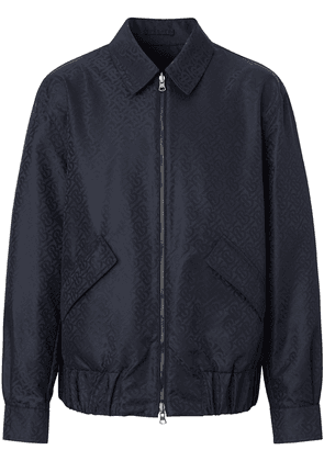Burberry Harrington reversible jacket - Blue