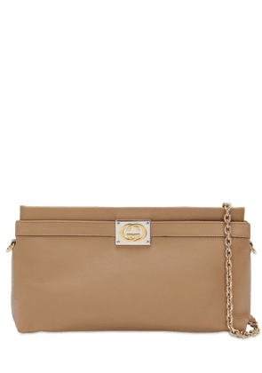 Matisse Leather Clutch