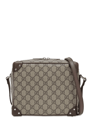 Gg Canvas Crossbody Bag