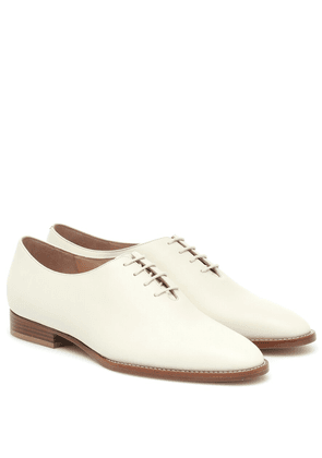 Collins leather Derby shoes