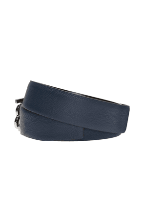 Burberry Decorative Buckle Belt Men's Multicolor
