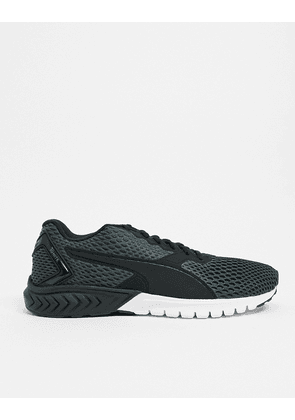 Puma Ignite Dual New Core trainers in black