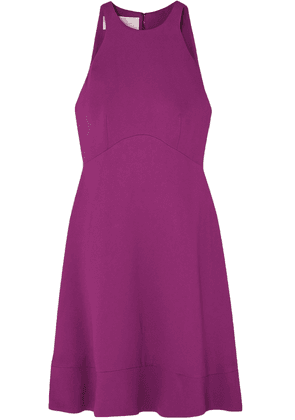 Antonio Berardi Stretch-crepe Mini Dress Woman Magenta Size 38