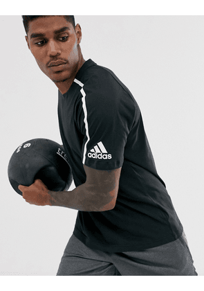 adidas Z.N.E training t-shirt in black