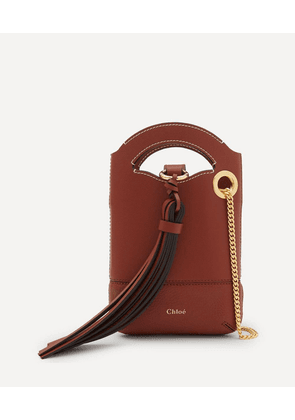 Walden Leather Phone Pouch