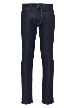 Prada five-pocket denim jeans - Blue