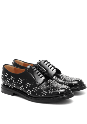 x Church's Shannon 10 leather Derby shoes