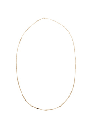 Tom Wood - Square-link Gold-plated Necklace - Mens - Gold