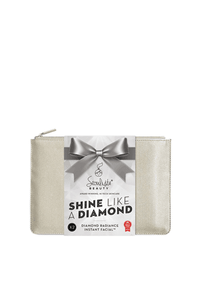 SEOULISTA BEAUTY Shine Like A Diamond - Diamond Radiance Instant Facial Gift Pack