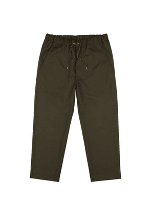 OAMC Army Green Wool Trousers