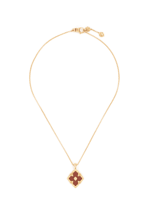 'Opera Color' coloured stones gold necklace